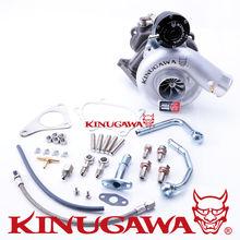 Kinugawa GTX Billet Turbocharger TD05H-18G 8cm for SUBARU WRX STi GRF 2008~ RHF55 VF39 VF43 VF48 kinugawa turbocharger td05h 18g 7cm for subaru ej25 wrx sti grf 2008 rhf55 vf39 vf43 vf48 bolt on