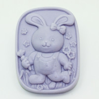 Cake Mold Baking Pastry Tools Cooking Tools For Bakeware Rabbit Silicone Mold Soap Candle Molds Gift
