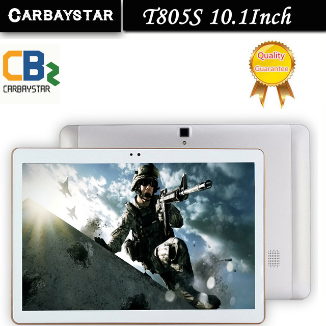 T805S 4G LTE Android 6.0 10.1 pulgadas tablet pc octa MT8752 core 4 GB RAM 64 GB ROM 5MP IPS Tablets pc de Plata, Oro, Oro Rosa, Negro
