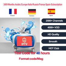 Get more info on the IPTV subscription 3/6/12 Months For Android TV Box Mag 254 256 device+Italy Belgium Germany UK Spain Arabic Portugal xxx Adult