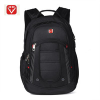 swiss anti theft laptop bag for 15.6 inch computer backpack multifunctional Backpack Male Backpack Female Bag to School