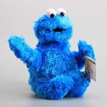 Ulica sezamkowa Elmo Cookie Monster pluszowe zabawki Cute Cartoon miękkie nadziewane zabawki na prezenty dla dzieci