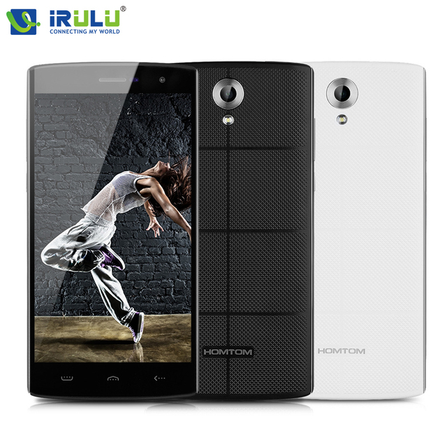 HOMTOM HT7/HT7 PRO 5.5 Дюймов Мобильный Телефон Android 5.1 MTK6580A/MTK6735 1 Г RAM 8 Г ROM Dule СИМ Карты 1280x720 HD 8.0MP