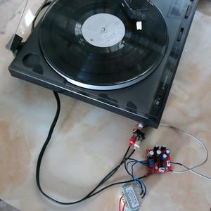 Image 4 - Vinyl Record Player MM MC Phono Cartridge Preamplifier Board NE5532 Op Amp