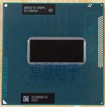Оригинальный центральный процессор intel CPU Core I7-3720qm SR0ML 2,6G 6M Cache I7 3720QM 2,6G до 3,6G для HM75 HM77 Бесплатная доставка