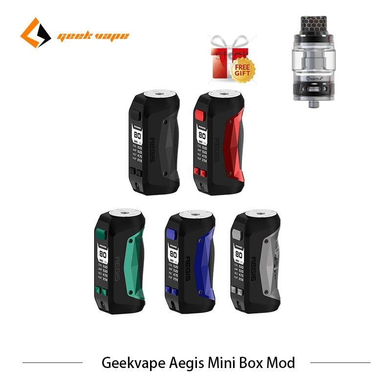 Original Geekvape Aegis mini Mod 2200mAh Electronic cigarett