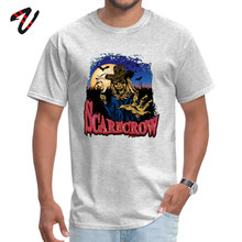 Scarecrow Man Tops & Tees Funny O-Neck Normal Youtube Sleeve Trump Men T Shirt comfortable Top T-shirts Quality