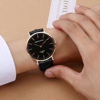 Rose Gold Quartz Watch Women Watches Ladies Brand Famous Golden WristWatch Female Clock For Women Montre