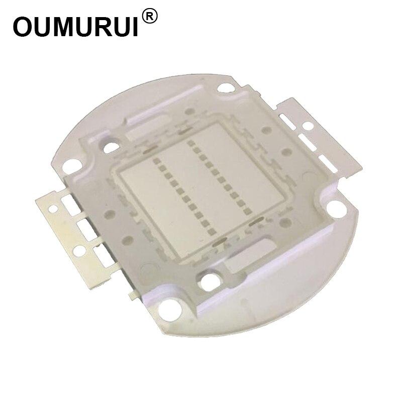 5 дана 20w / 30w / 50w / 100w ультракүлгін LED COB - Жарықтандыру керек-жарақтары - фото 3