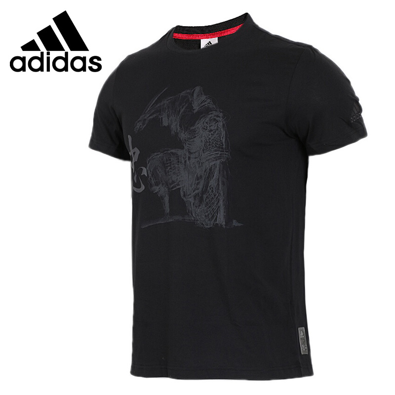 Original New Arrival 2018 Adidas CNY TEE Men's T-shirts short sleeve Sportswear original new arrival 2017 adidas neo label m sw tee men s t shirts short sleeve sportswear