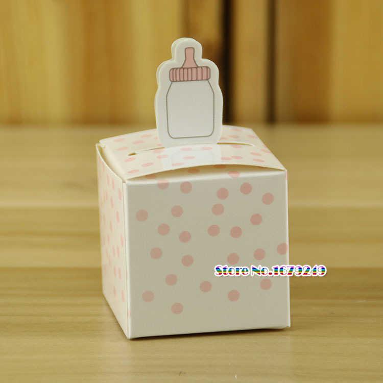 Pack von 12 Kleine Kunststoff Hohl Candy Box Hochzeit Verpackung Event