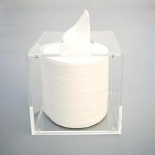 Домашний декор, акриловые ткани Коробки Европейский подарок Водонепроницаемый простой прозрачный топ Класс Цвет Box Индивидуальные Любой Размер