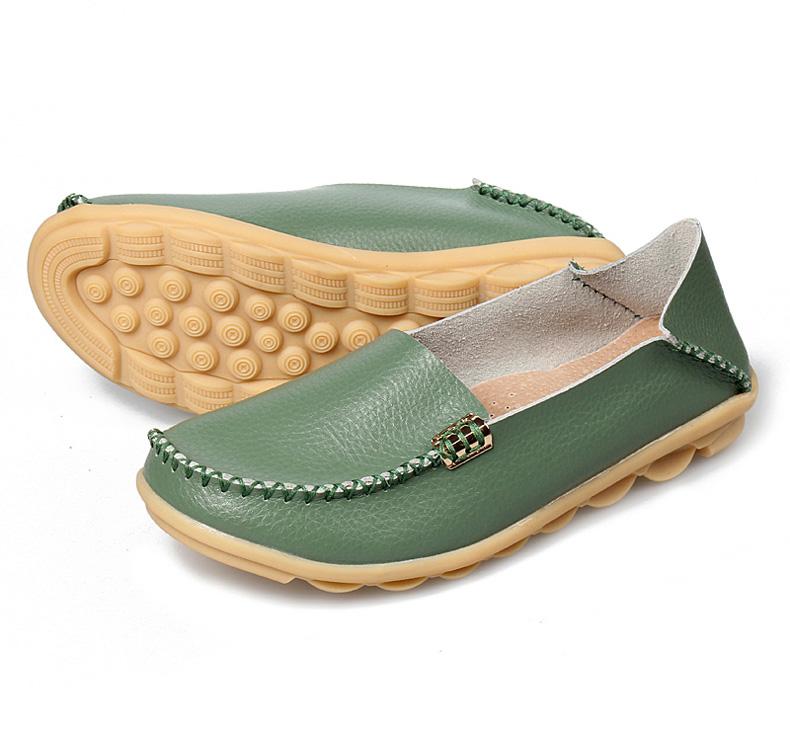 AH912 (54) women's loafers shoe