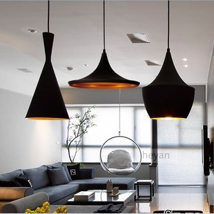 3HEAD Modern minimalist restaurant lights three bar table lamp creative personality dining room chandelier FG1259