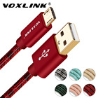VOXLINK Original Micro USB Cable Fast Charger Mobile Phone Cable for Samsung Galaxy S7 S6 Edge/Huawei/Sony/Lenovo/Android Phones