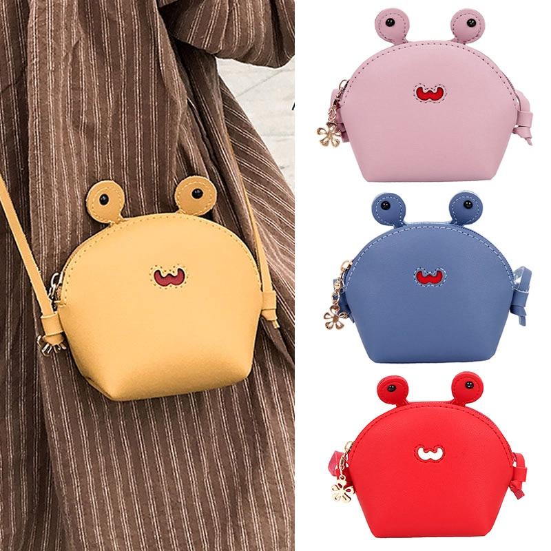 Angemessen 1 Pcs Kinder Mädchen Schulter Umhängetasche Mini Kleine Zipper Nette Für Geld Münze Bs88 Kinder- & Babytaschen