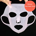 Hydrating Mask Cover Silicone Reuse Waterproof Beauty Face Moisturizing Mask For Sheet Mask Cover Face Care Tool Locking Water