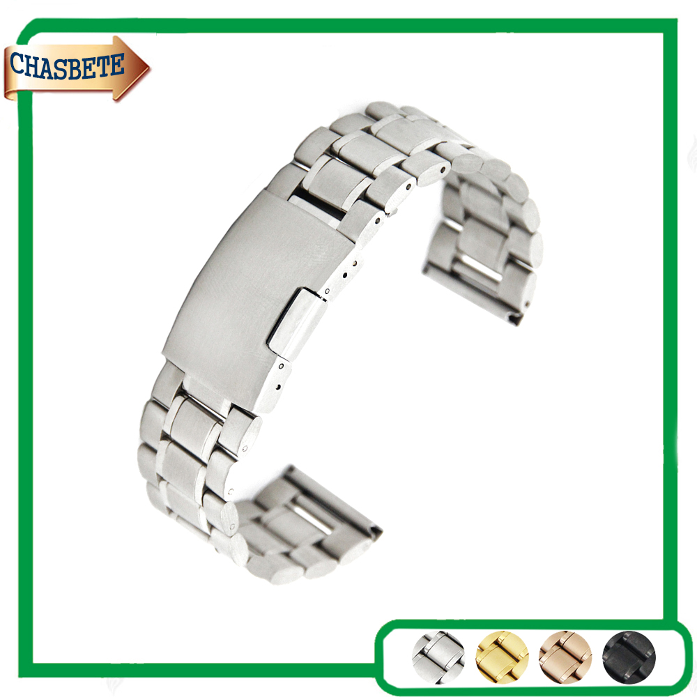 Stainless Steel Watch Band for Timex Weekender Expedition 14