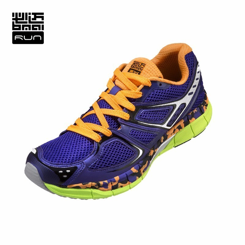 BMAI Women&Men Running Shoes Professional Marathon 21KM Outdoor Sports Shoes Breathable Cushioning Stability Sneakers Shoes bmai running shoes professional cushioning marathon 42km for women anti slip breathable athletic outdoor sport sneakers