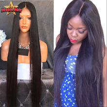 Full Lace Human Hair Wigs With Baby Hair Straight Lace Front Human Hair Wigs Glueless Full Lace Human Hair Wigs For Black Woman
