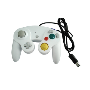 Image 5 - With tracking number Wired Game Controller Gamepad  for N G C Joystick With One Button  for Game Cube for W i i