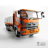 1/14 low bed Hion700 6X4 flatbed truck transporter high torque electric model LS A0004 RCLESU Tamiya truck