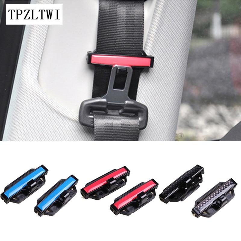 TPZLTWI Car Seat Belt Buckle For Audi A3 A4 B6 B8 B7 B5 A6 C5 C6 80 A5 Q5 Q7 TT 100 8P 8L 8V Q3 A1 A8 A7 A2 S line S3 S4 R8 S5
