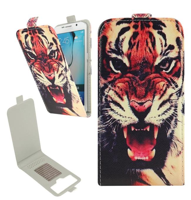Yooyour PU Case Cover Cover shell shell for Wiko Freddy / U Feel Go / - Բջջային հեռախոսի պարագաներ և պահեստամասեր - Լուսանկար 5