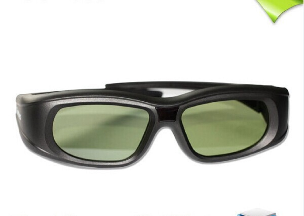 New Active Rechargeable 3D Glasses for Sony HW30ES VW90ES VW95ES 3D Projector TDG PJ1 freeshipping