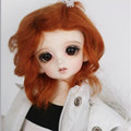 JD044 Fashionable Mohair Doll Wigs for BJD High Quality Curly Doll Hair Colorful Doll Accessories Hot Selling Online 071