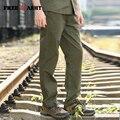 Бесплатная доставка повседневные военные брюки 2016 Камуфляж Мужские Спортивные Отдых Упругие брюки Открытая Спецодежда армии тренировочные брюки МК-711