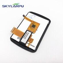 """Skylarpu 2.4 """"بوصة LCD شاشة للغارمين حافة 820 دراجة GPS شاشة الكريستال السائل الشاشة مع محول الأرقام بشاشة تعمل بلمس إصلاح استبدال"""