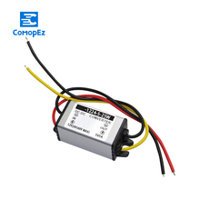 12V 24V to 3.3V 3.7V 4.2V 5V 6V 1A 3A 5A Dc Dc Converter IP67 Waterproof Car Power Supply DC Step-down Module Voltage Convereter цена