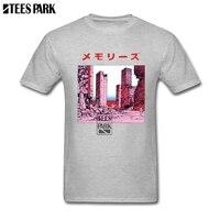 Akira Katsuhiro Otomo Manga Anime Vaporwave Streetwear Best T Shirts Youth 100% Cotton Short Sleeve Tee Shirts Popular Men