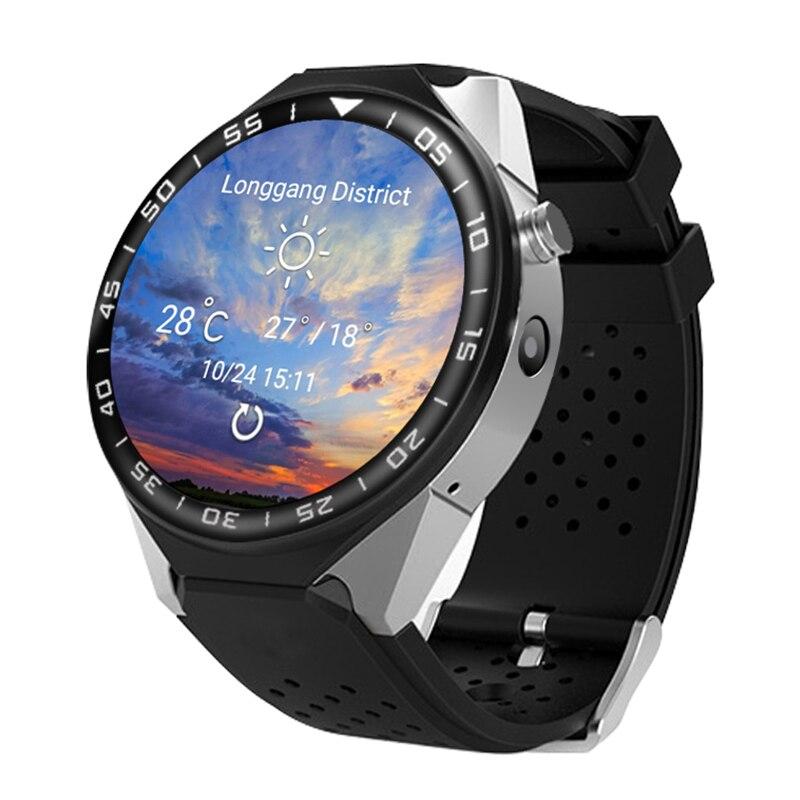 Smart Watch Men Women Bluetooth GPS Heart Rate Monitor Pedometer Camera Whatsapp Skype Twitter Men Smartwatch For Android  IOS