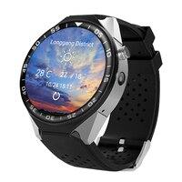 Умные часы для мужчин wo мужские Bluetooth gps монитор сердечного ритма шагомер камера Whatsapp Skype Twitter мужские умные часы для Android IOS