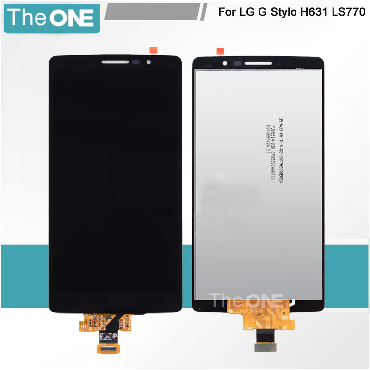 LCD Display + Touch Screen Digitizer Assembly Replacement For LG G Stylo H631 LS770 MS631 H635 H630