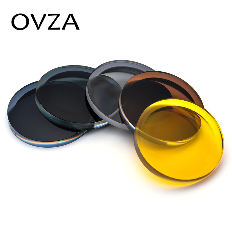 Ovza Custom made 1 67 Myopia Polarized lenses Myopic lenses Night vision Goggles Radiation Protection Prescription
