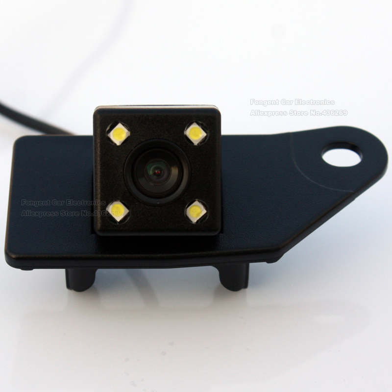 CCD Car Reverse Camera for Mitsubishi ASX Reversing Backup Rear View Parking Camera Night Vision Waterproof