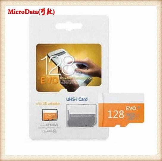 Hot sale class 10 Micro Memory TF card Pen drive Flash + Adapter Memory card SD card 128GB 64G Memory<