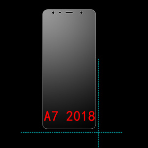 Image 4 - Tempered Glass for Samsung Galaxy A7 2018 Screen Protector A7 A9 2018 Phone Protective on Glass for Samsung A9S A9 2018 Glass A7