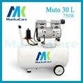 Manka Importa-30L 750 W Dental Compresor De Aire/Impresión en el Tanque/Cámara A Prueba de Herrumbre/Silent/aceite de Menos/Sin Aceite,/Máquina De Compresión