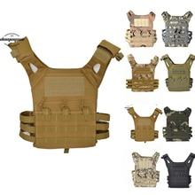 Камуфляжные тактические жилеты для боевой охоты, защитный жилет для брони, пейнтбола, защитные жилеты