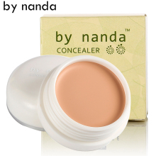BY NANDA Face Concealer Primer Cream Contour Palette Make Up Cover Facial Contouring Makeup Palettes Corrector Base Foundation