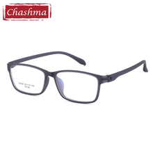Student TR90 Glasses Light Flexible Frame for Women TR90 Eyeglasses Men Prescription Spectacles