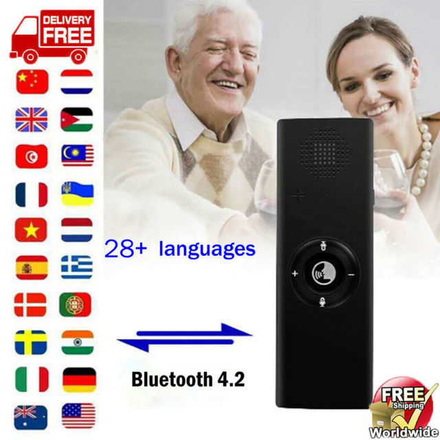 Best Price Portable Smart Language Voice Translator Device