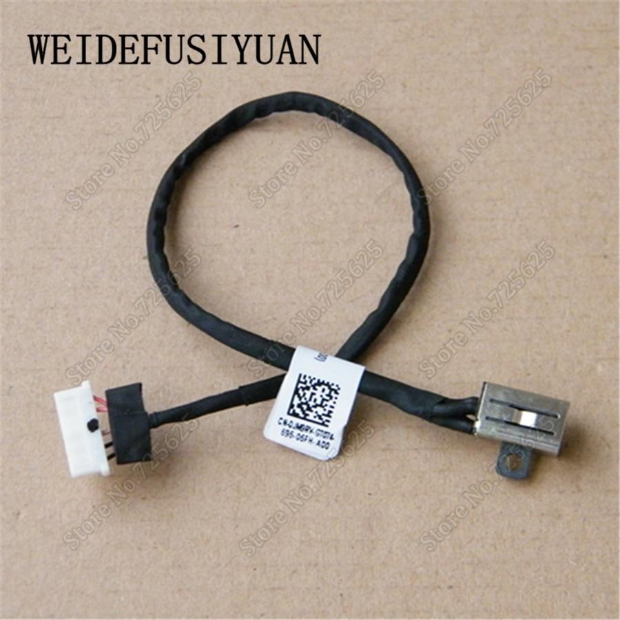 Connecteur alimentation Dc Power Jack cable wire DELL Inspiron V3559 V3558