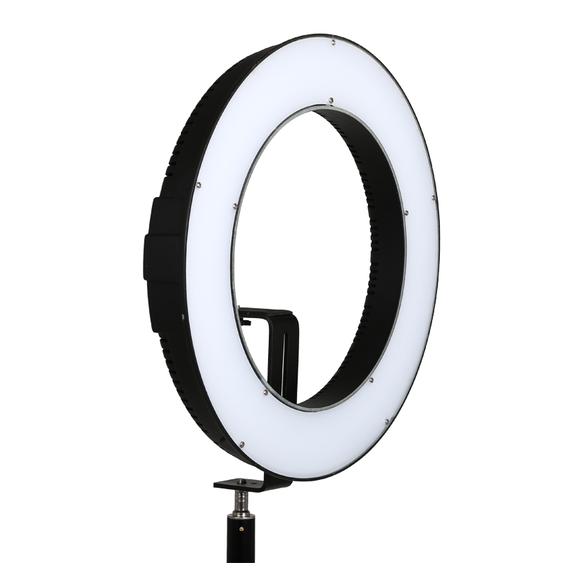 Falcon Eyes 23W 112 Ring LED Panel Lighting 3000 5600K Dimmable Photo Video Film Studio Photography Continuous Light DVR 112TVC in Photographic Lighting from Consumer Electronics