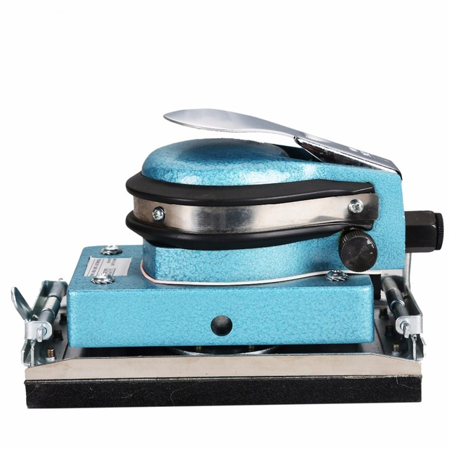ST-17 93x176mm Heavy Duty Air Sander Pneumatic Sanders Air Eccentric Orbital Sanders Cars Polishers Air Tools