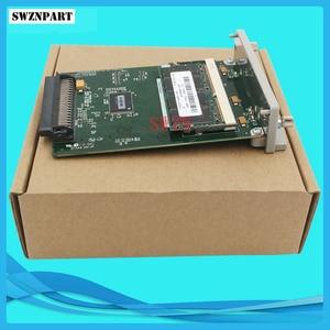 Image 3 - C7776 60151 C7776 60002 C7772A para HP Designjet 500 500plus GL2 tarjeta formateadora tarjeta + 128M fijaciones 05:09 05:10 plóter de tinta